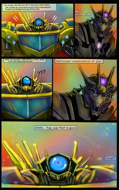 Transformers Prime, Monster Art, Cute Comics, Sound Waves, Cute Pictures, Fanart, Geek Stuff, Android, Joy
