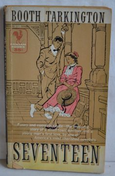 Seventeen Booth Tarkington Vintage 1957 by FloridaFinders on Etsy, $3.00