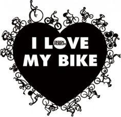 I love my bike - and I know why.