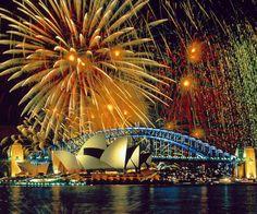 Good bye 2012 ----  Welcome 2013 rock on! #fireworks #newyear