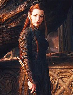 • the hobbit Evangeline Lilly hobbitedit tauriel Desolation of Smaug bib*ed look how flawless and beautiful she is gorgeous and deadly my elven queen of badassery avelinas •