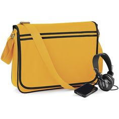 Bagbase Orange Messenger Bag - Available in Different Colours. Hipster Sweater, Sweater Fashion, Sweater Storage, Bachelorette Shirts, Cyber Monday Deals, Sweaters And Leggings, Retro Color, Sorority Shirts, Elite Socks