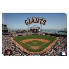 Wall Art - Major League Baseball Stadium (San Francisco Giants)