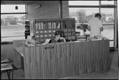 319473PD: Bentley Public Library, the hundredth library in Western Australia, 1967. https://encore.slwa.wa.gov.au/iii/encore/record/C__Rb3430644