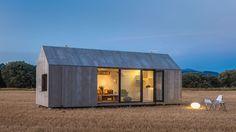 Modern Design: Portable House by ÁBATON -