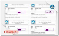 Berkas Guru Sekolah: Aplikasi Cetak Kartu Anggota Perpustakaan Otomatis Terbaru [Dokumen Pendidikan]