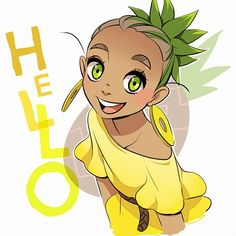 Pineapple by Meago
