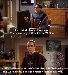 The Big Bang Theory (2007– )