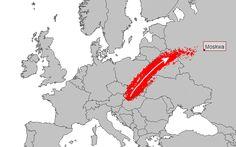 Relacja na żywo: Gdzie są w tej chwili chmury burzowe? | TwojaPogoda.pl