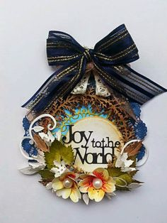 #cheeryld Today is new release day here at Cheery Lynn Designs.  The team has been working hard to bring you some amazing samples with the new dies.  Be sure to visit the Cheery Lynn Designs website to see all of the new release.  Dies Used: Snowflake Doily w/Angel Wing; Joy to the World Wreath http://www.cheerylynndesigns.com/