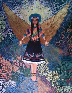 Inca Angel, only download for yourself, respect her by only placing in a spiritual place.