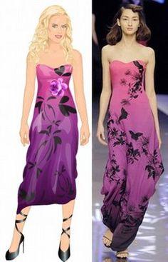 stardoll voile ashley prom dress gratis