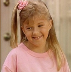 """Well, I'm not sure Stephanie Tanner would be considered """"Hollywood"""", but I sure loved her twenty years ago. Her style was impeccable in 1994."""