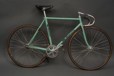 discoursesofthewithered:  1980's Bianchi for sell here