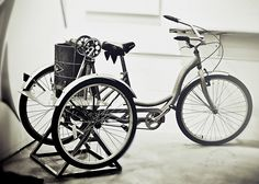 Peddler's Creamery Bicycle  ~...