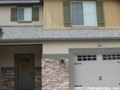 $194,900 - TownHome for Sale at 281  CASCADE CT, Saratoga Springs, UTAH 84045