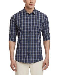 Grasim Men's Casual Shirt (T742_42_Navy Checks) Grasim http://www.amazon.in/dp/B01AJYXNQO/ref=cm_sw_r_pi_dp_OEb7wb1EZ8HD8