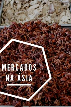 Os mercados da Ásia, são cheio de cores, sabores e texturas pra experimentar.  Visitar um desses mercados é mergulhar de cabeça na vida dos locais e ter uma experiência profunda.  Vem descobrir quais foram os nossos favoritos