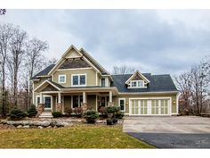 This stunning American Classics build is nestled on 1.25 acres. If privacy is what you are looking for with all the benefits that a neighborhood has to offer this is it! Fantastic open floor plan with two fireplaces, quarter sawn cabinets and woodwork, solid surface counter tops. Screened private porch and front porch to enjoy all the privacy this lot has to offer.