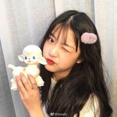 Ulzzang Korean Girl, Cute Korean Girl, Asian Girl, Aesthetic Korea, Aesthetic Girl, Sweet Girls, Cute Girls, Pinterest Girls, Girl Korea