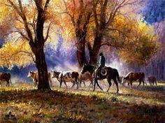 Autumn's Gather - Martin Grelle