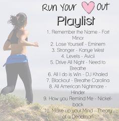 running playlist!