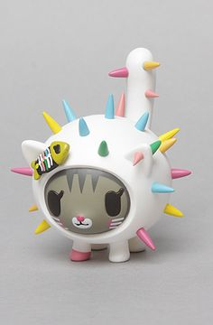 $10 The Carina Vinyl Toy by tokidoki on #karmaloop - Use repcode SMARTCANUCKS for 20% off - http://www.lovekarmaloop.com