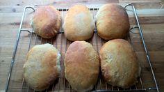 Italiensk inspireret sandwich brød