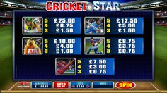 Cricket Star Online Slot Game at Euro Palace Casino