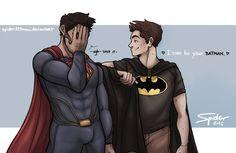 Your Batman by spider999now on DeviantArt