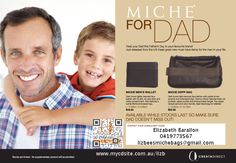 Father's day is just around the corner. Why not spoil your Dad this year.  www.mycdsite.com.au/lizb