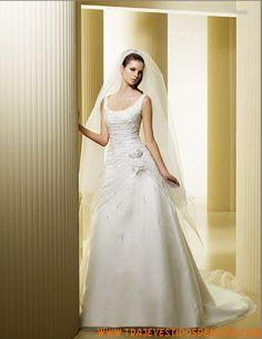 Fenix Organza Vestido de Novia La Sposa 2013