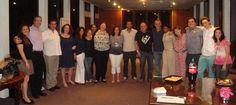 """No último domingo (03/11), o grupo de Novas Gerações Brasil, do Congresso Judaico Latino-Americano, se reuniu para assistir o filme """"Um Homem chamado Henry Sobel""""."""