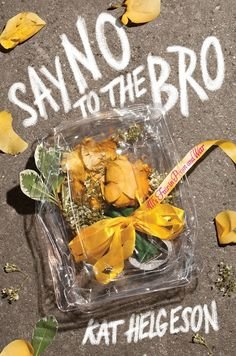#CoverReveal  Say No to the Bro by Kat Helgeson