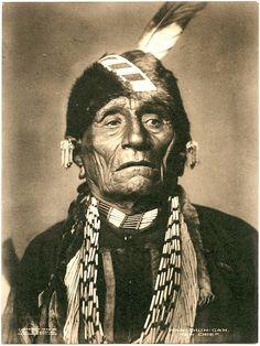 Wah-shun-gah • Kaw Chief • 1908