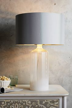 Calliope Lamp - also in pink & blue / Anthropologie