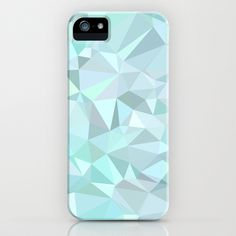 second fave.Mint iPhone & iPod Case by Kimsa - $35.00