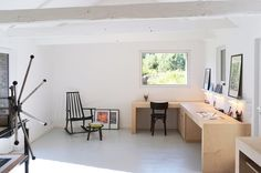 An Old Breton Barn Converted Into An Artist Studio - Picture gallery