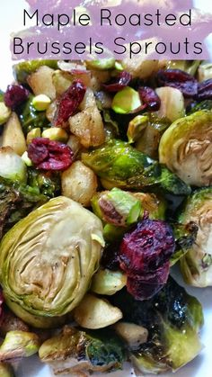 Thanksgiving is right around the corner! If you are looking for a Thanksgiving Side dish that is easy to make you have to try Maple Roasted Brussels Sprouts. You can make this recipe in four steps and find everything you need to make it at Walmart.