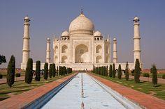 Taj Mahal  #ridecolorfully