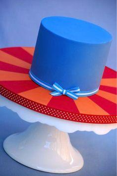 Starburst Cake Board Tutorial