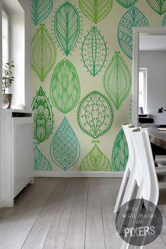 Personaliza tus paredes con fotomurales #decoración #hogar #fotomurales #home #deco #murales #vinilos www.hogardiez.com.es