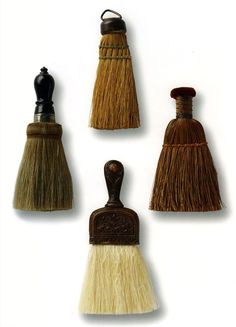 We have a few wisk brooms like these. The hard part is trying to keep David from…