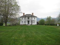 Pearl S. Buck Birthplace, Hillsboro, WV