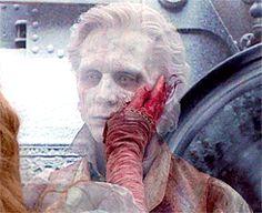 Ghost of Sir Thomas Sharpe and Edith Cushing. Crimson Peak.