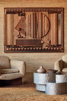Artisan & Artist, American Interior, Contemporary Building, Kelly Wearstler, Moorish, Architectural Digest, Santa Monica, Entryway Tables, Interior Design