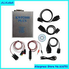 ALKobd 1pc KWP2000 Plus ECU Flasher KWP2000 Plus ECU Remap Flash Programmer KWP2000+ ecu remapping tool