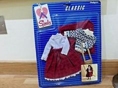 Vintage 1980s Sindy Pedigree Classic outfit 43025 still in packet mint  £35.00