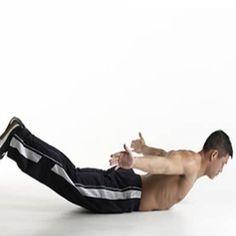 Easy Back Workout For Men