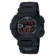 G-Shock Mudman รุ่น G-9000MS-1DR รายละเอียด นาฬิกาข้อมือพันธุ์อึด…